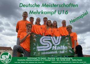 2020.08.28 - MK TG Gastel für DM Mehrkampf U16